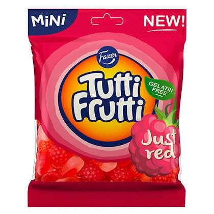 Maxikarkki Fazer Tutti Frutti Just Red (80g)