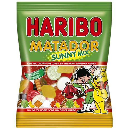 Haribo Matador Mix Sunny (270g)