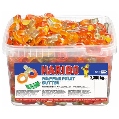 Haribo Hedelmätutit (2,3kg)