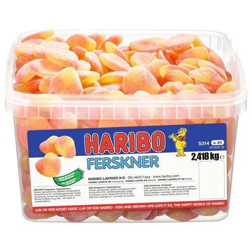 Haribo Persikat (2,4kg)