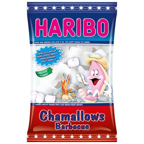 Haribo Chamallows Barbecue (120g)