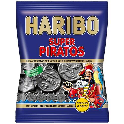 Maxikarkki Makeispussit Haribo Super Piratos (425g)