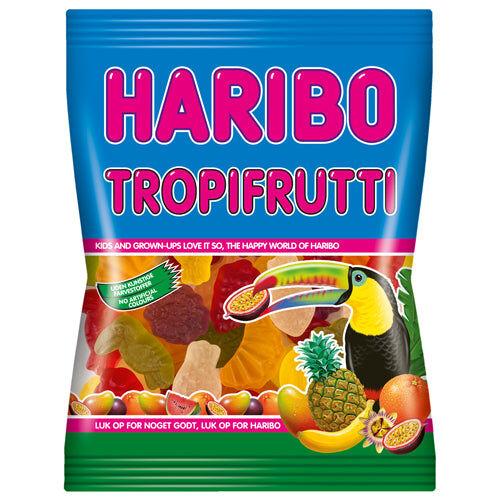 Haribo Tropifrutti (120g)