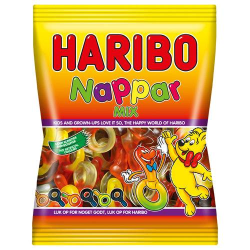 Haribo Nappar Mix (275g)