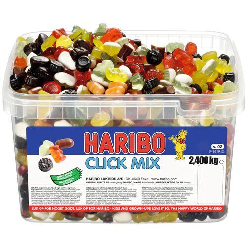 Maxikarkki Haribo Click Mix (2,4kg)