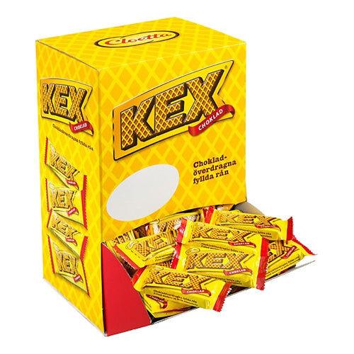 Maxikarkki Irtokarkit Cloetta Kex Choklad Mini (1,3kg)