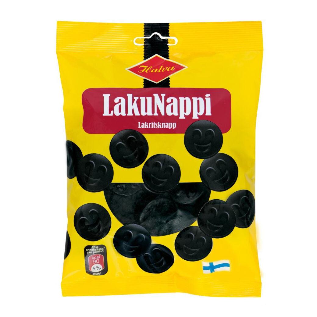 Halva Lakunappi (200g)