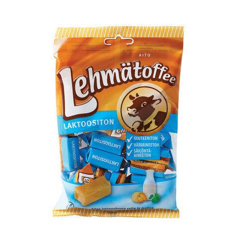 Halva Laktoositon Lehmätoffee (165g)
