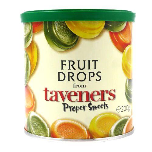Maxikarkki Makeispussit Taveners Fruit Drop (200g)