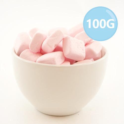Cloetta Mansikka Vaahtokarkit (100g)