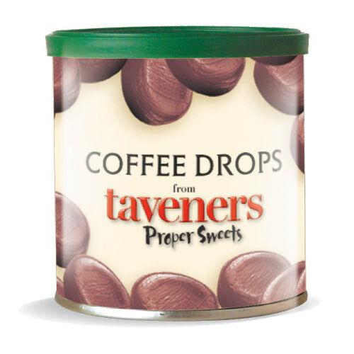 Maxikarkki Makeispussit Taveners Coffee Drops (200g)