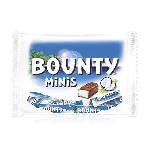 Maxikarkki Suklaa Bounty Mini (403g)