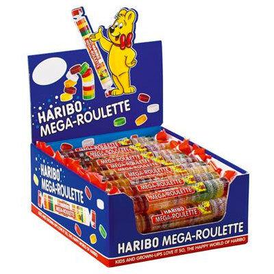 Haribo Mega-Roulette 40-pack (40 x 45g)