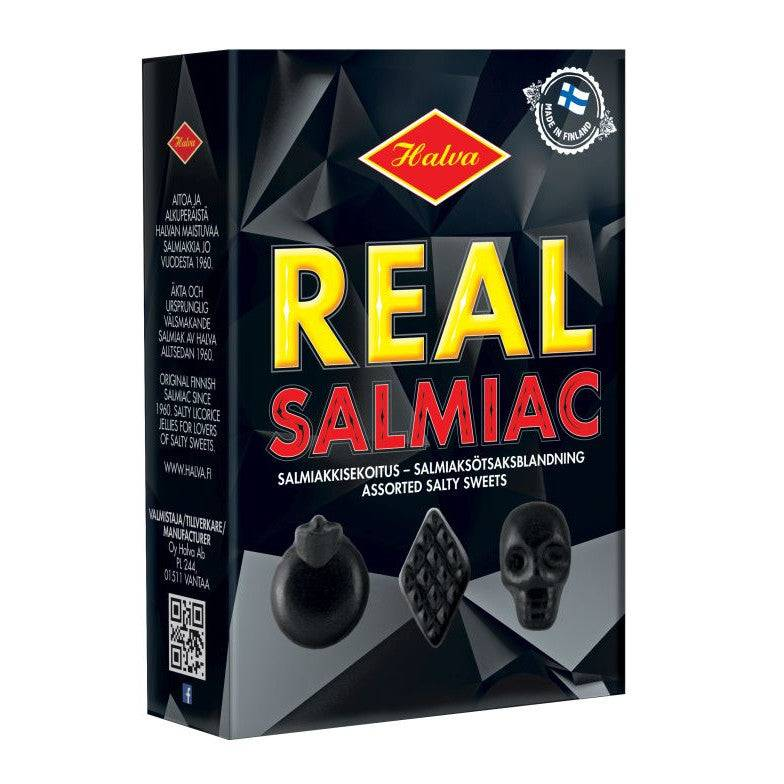 Halva Real Salmiac (230g)