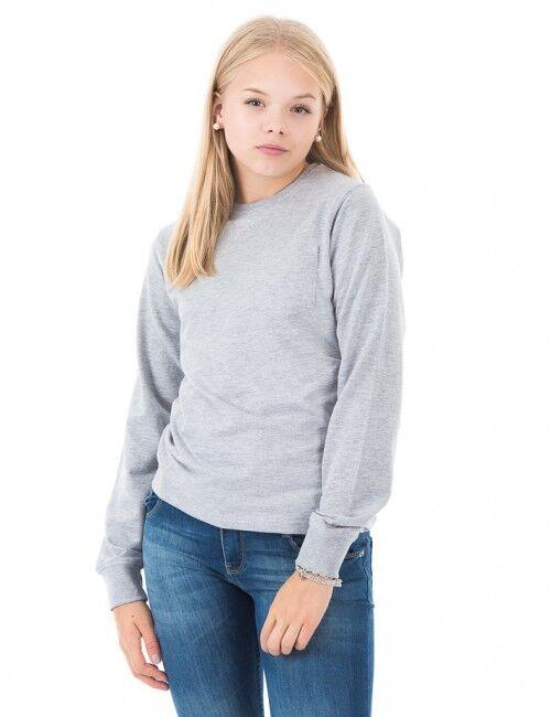 Marqy Girl, Corinne College, Harmaa, NEULEET/NEULETAKIT till Tytöt, 134-140