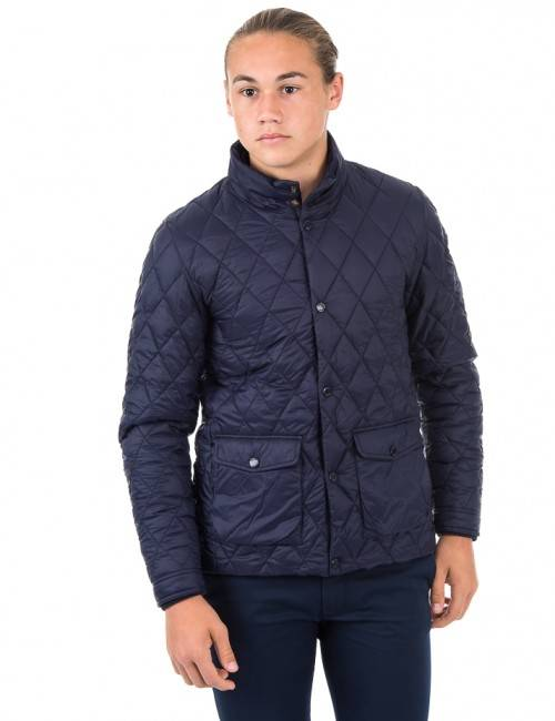 Scotch Shrunk, Quilted jacket, Sininen, Takit / Fleecet / Liivit till Pojat, 16 vuotta