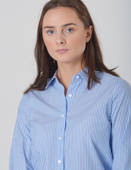 Grunt, Lutux Shirt, Sininen, Paidat till Tytöt, XL