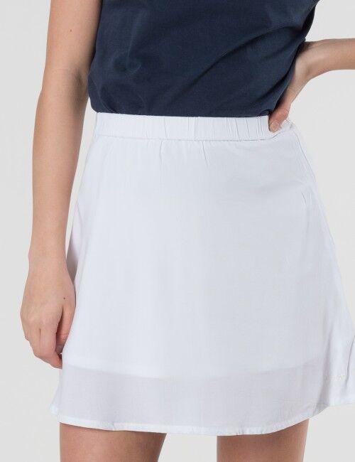 Marqy Girl, Harper Skirt, Valkoinen, Mekot /Hameet till Tytöt, 134-140