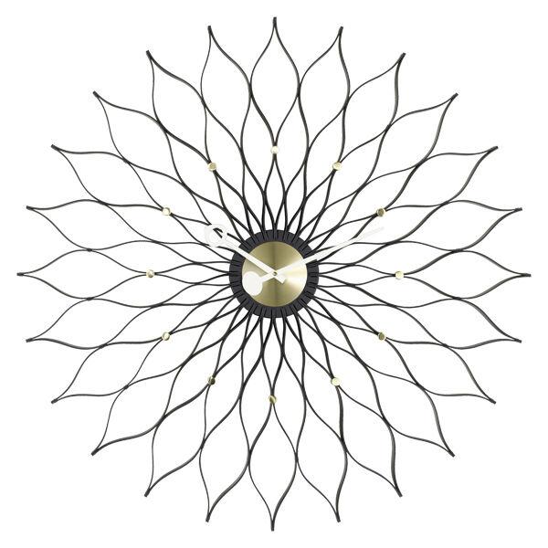 Vitra Sunflower Clock sein�kello