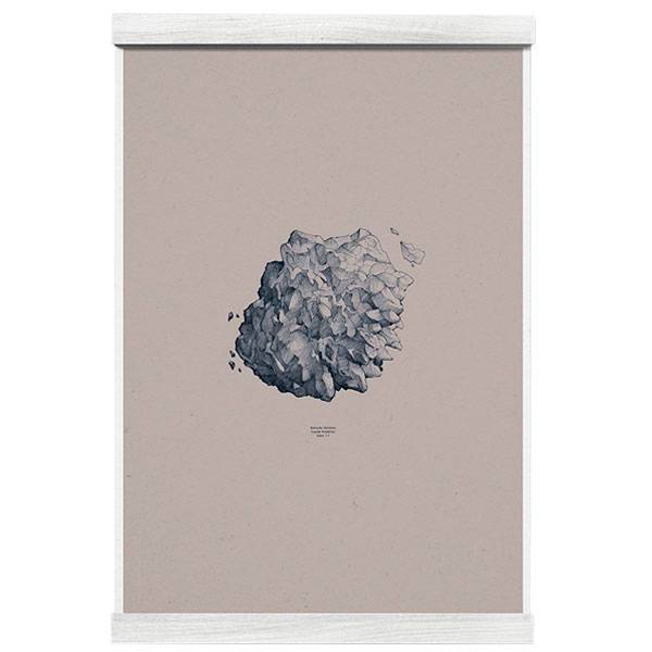 Paper Collective Nature 1:1 Hailstone, everest grey