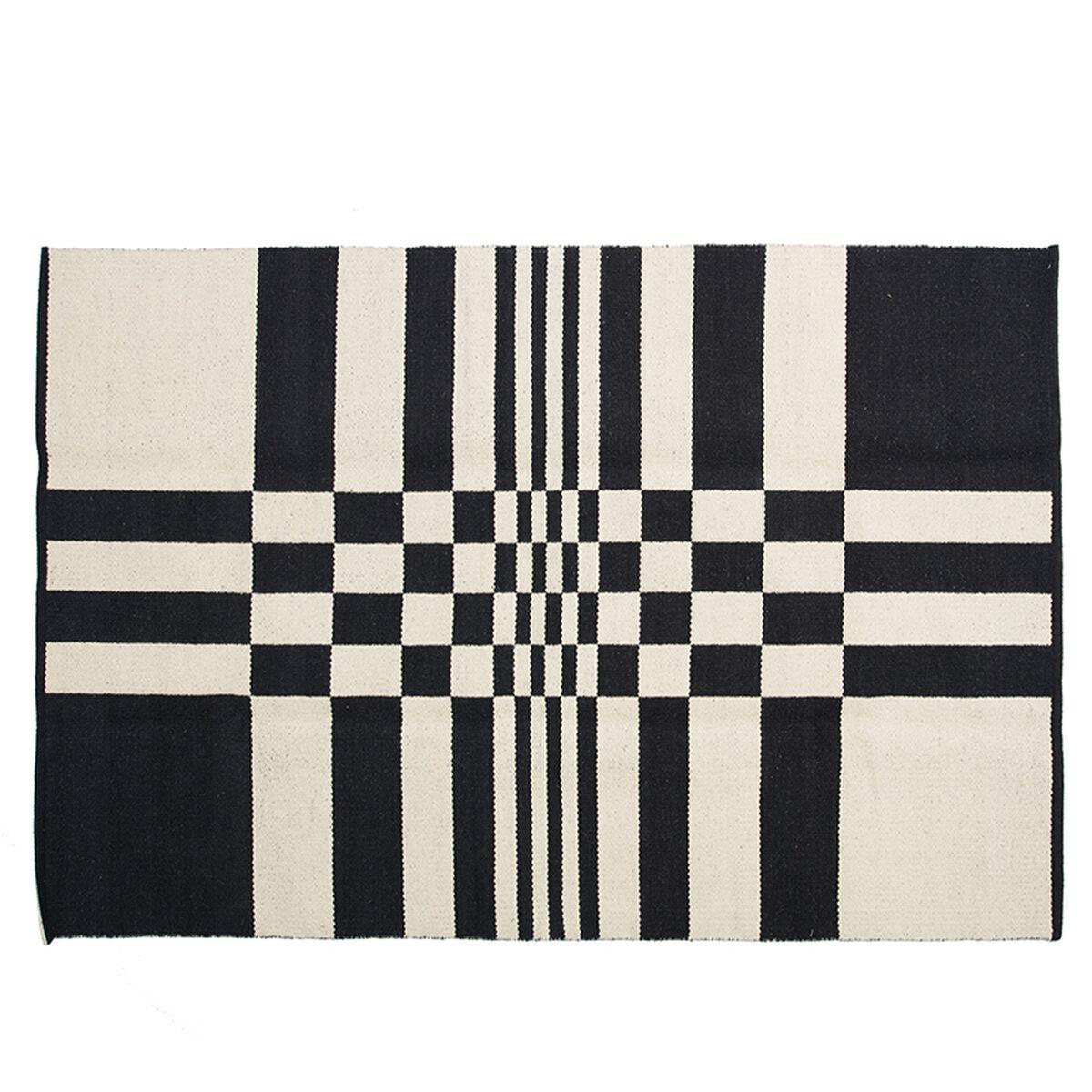 Johanna Gullichsen Gaia matto 160 x 240 cm, musta