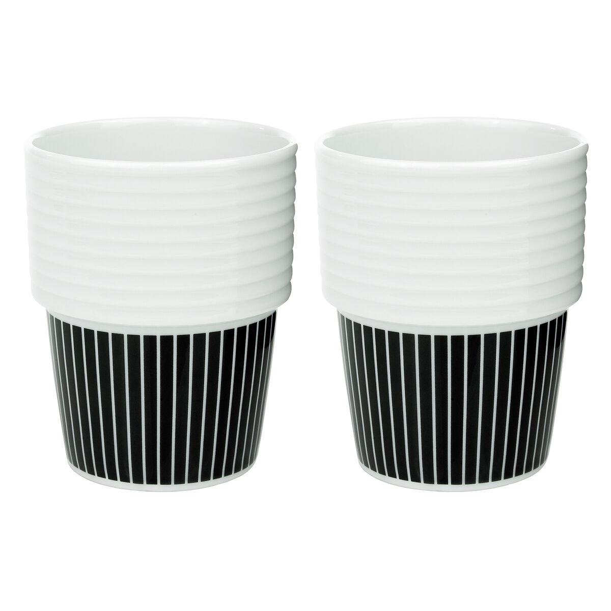 R�rstrand Filippa K kahvimuki 0,31 L, 2 kpl, Pinstripes