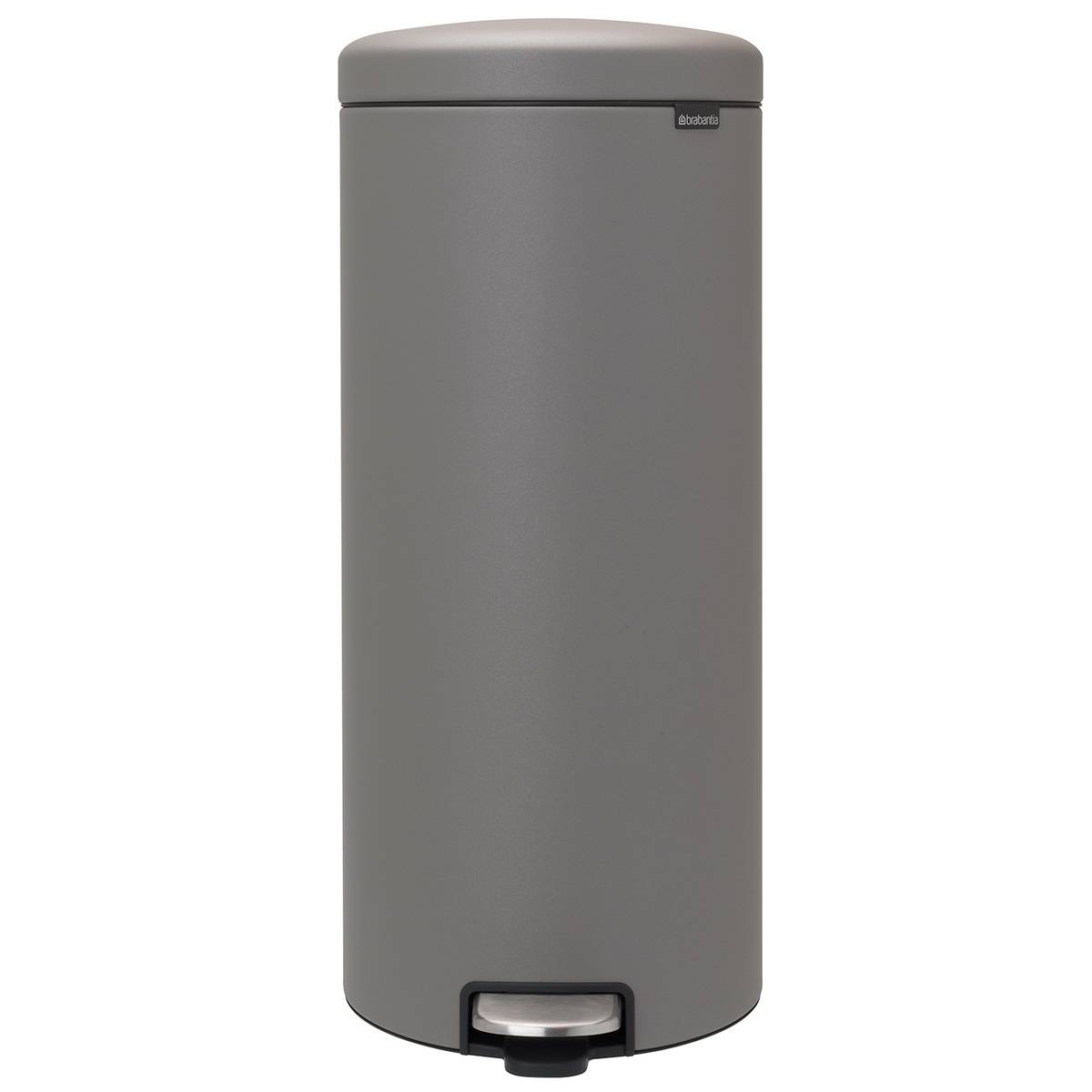 Brabantia newIcon poljinroska-astia 30 L, Sense of Luxury, harmaa