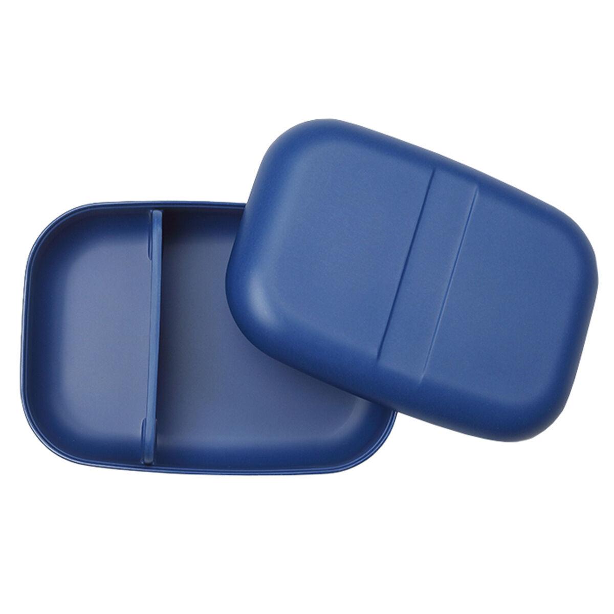 Ekobo Go Bento lounasrasia, suorakulmio, royal blue