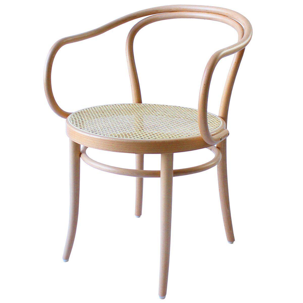 TON Armchair 30 tuoli, rottinki - py�kki