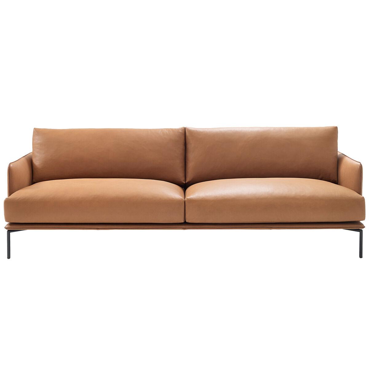 Adea Baron sohva, aniliininahka