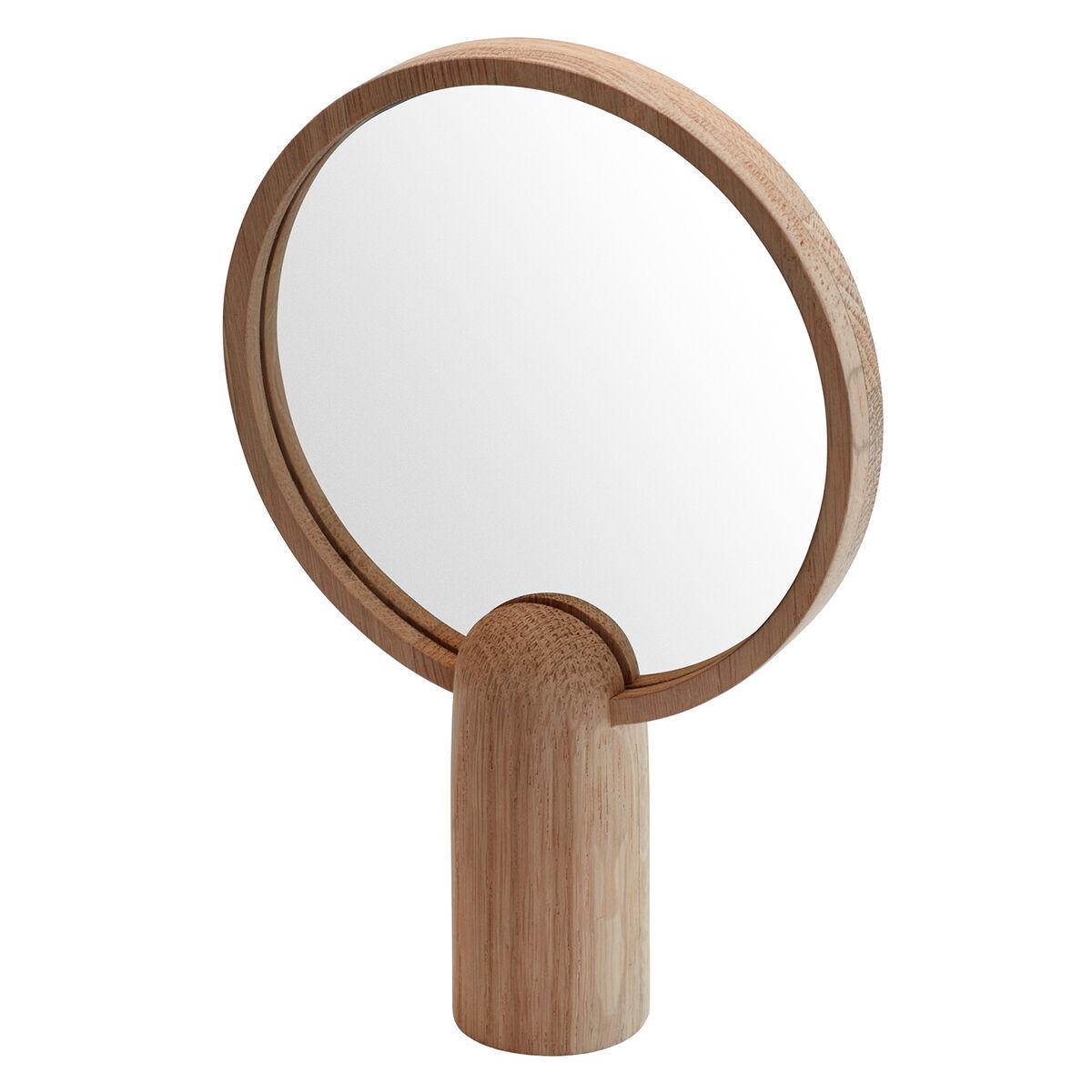 Skagerak Aino peili, pieni, tammi