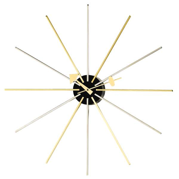 Vitra Star Clock sein�kello