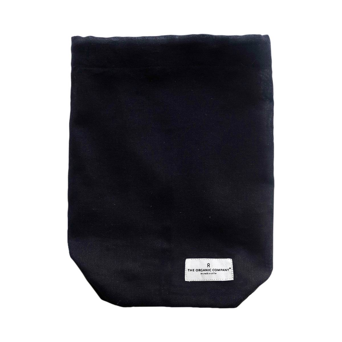 The Organic Company All Purpose Bag kestopussi, musta