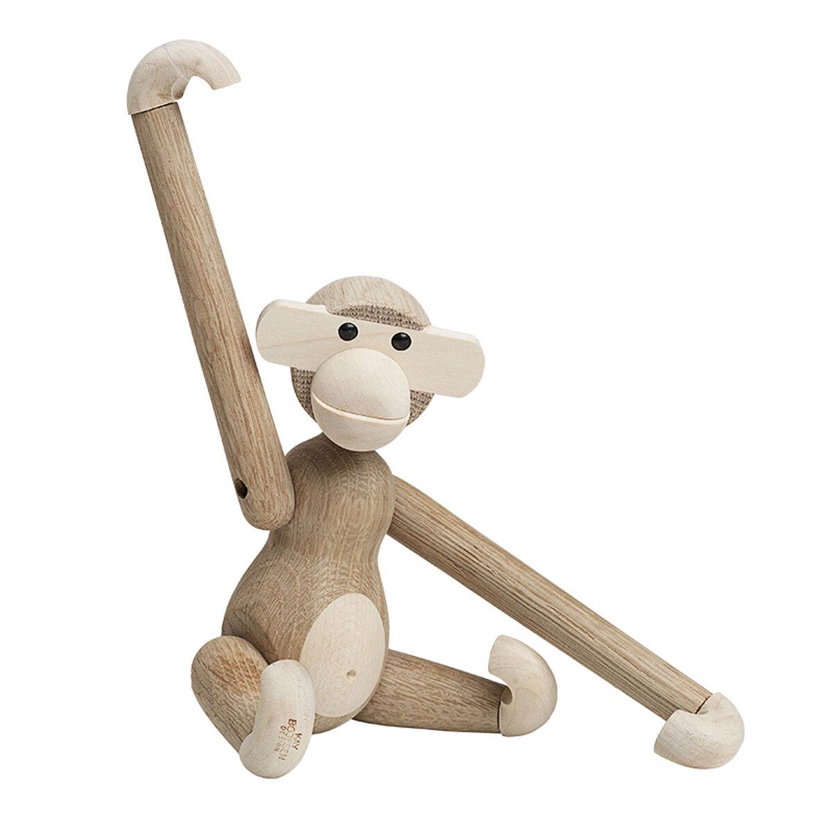 Kay Bojesen Puinen apina, pieni, tammi - vaahtera