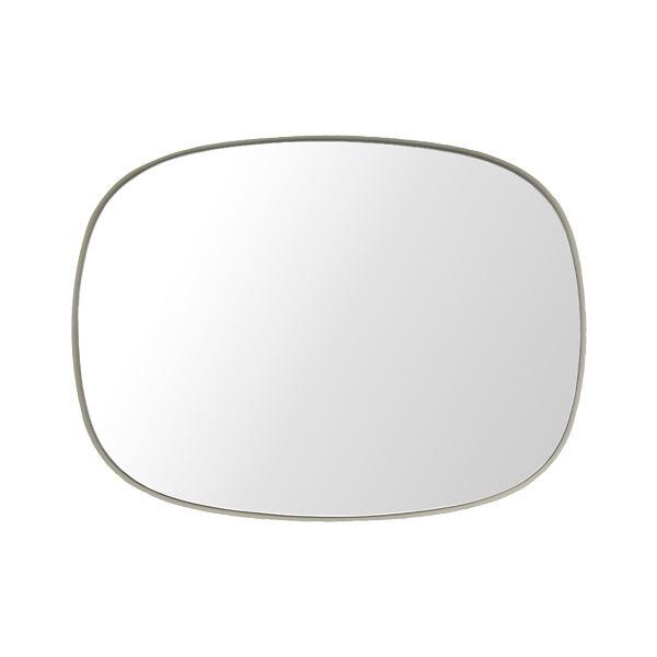 Muuto Framed peili, pieni, harmaa