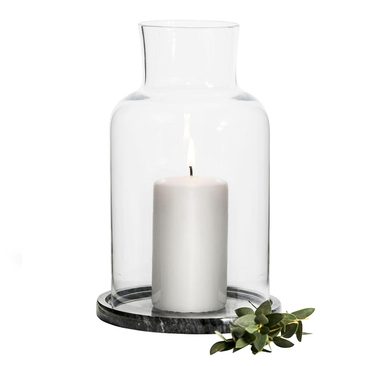 Sagaform Marble kynttil�lyhty