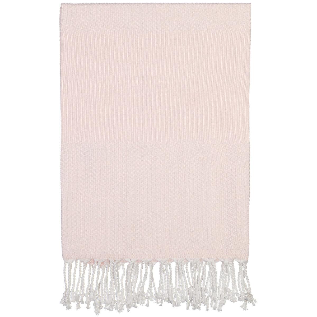 Langø Puuvillapyyhe 100 x 170 cm, vaaleanpunainen