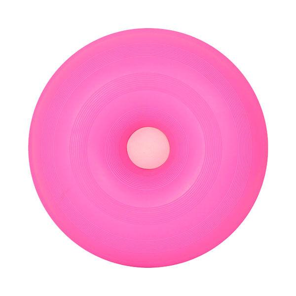 bObles Donitsi, kirkas vaaleanpunainen