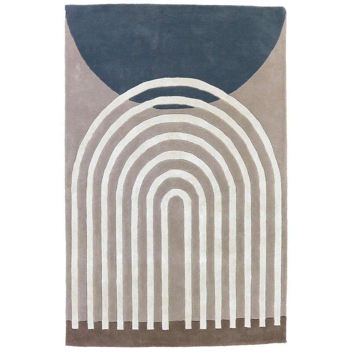 Finarte Atrium matto, harmaa