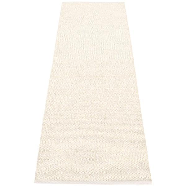 Pappelina Svea matto, 70 x 240 cm, beige metallic