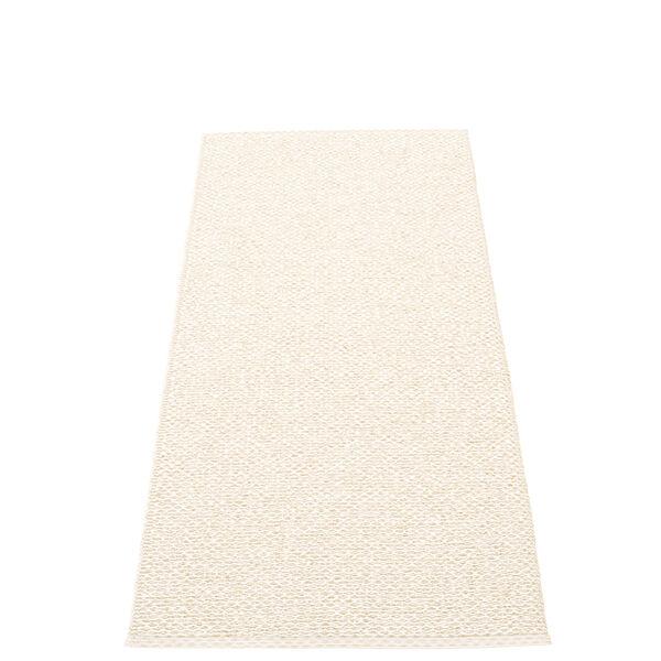Pappelina Svea matto, 70 x 160 cm, beige metallic
