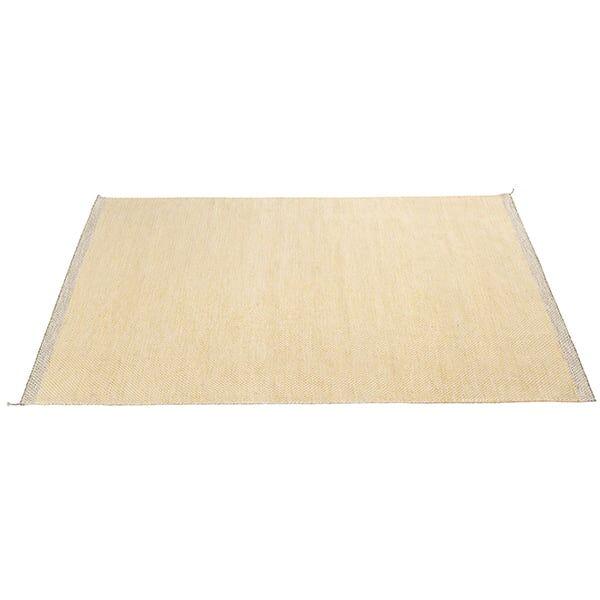 Muuto Ply matto, keltainen