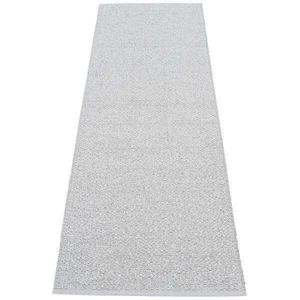 Pappelina Svea matto, 70 x 240 cm, grey metallic