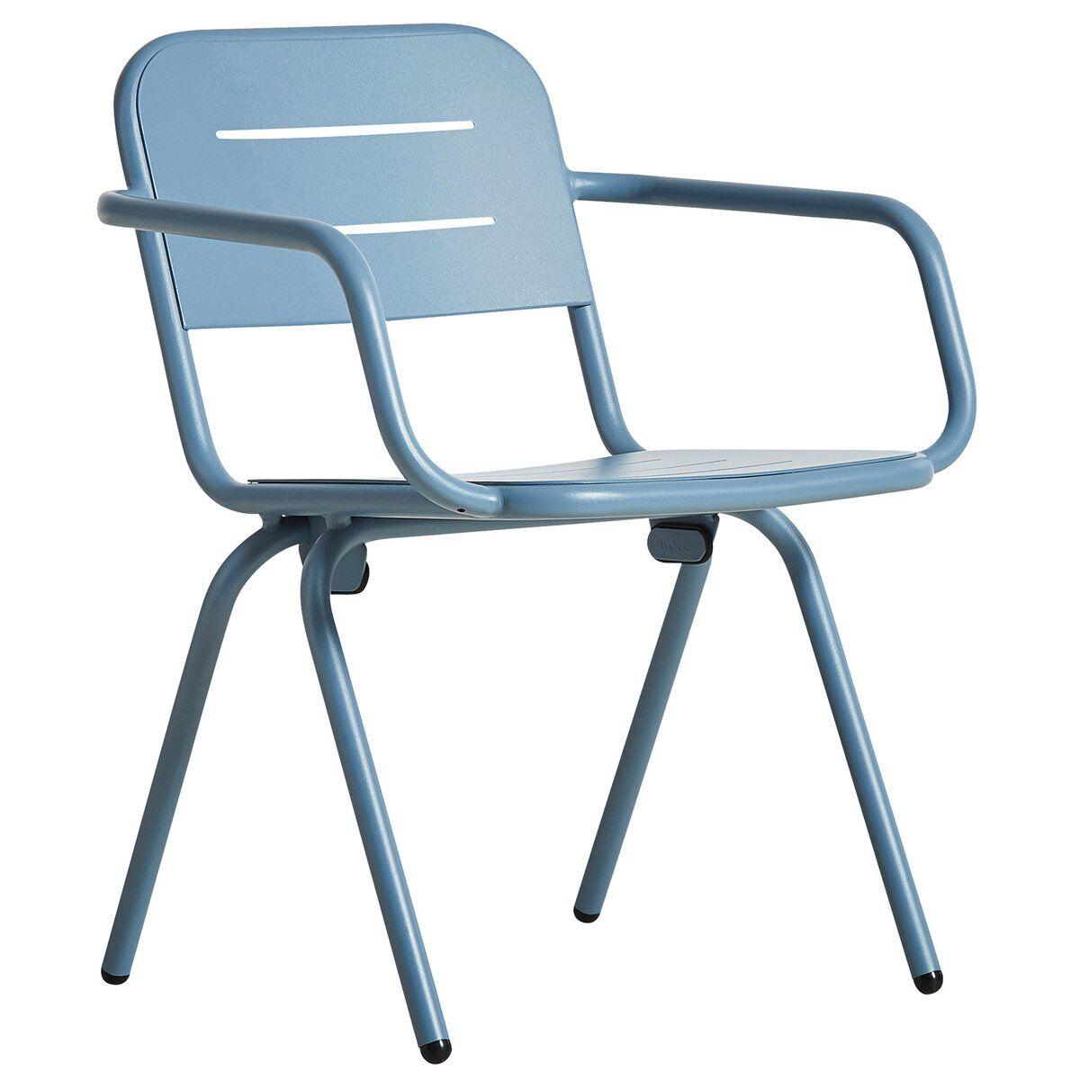 Woud Ray ruokapöydän tuoli, sininen
