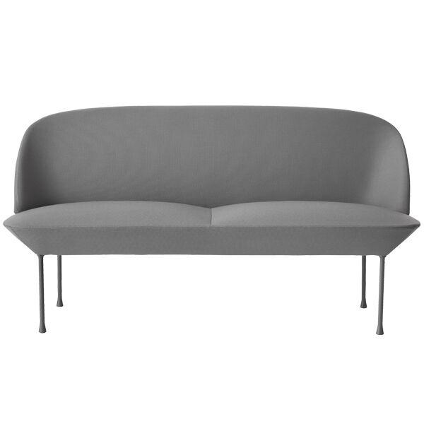 Muuto Oslo sohva, 2-istuttava