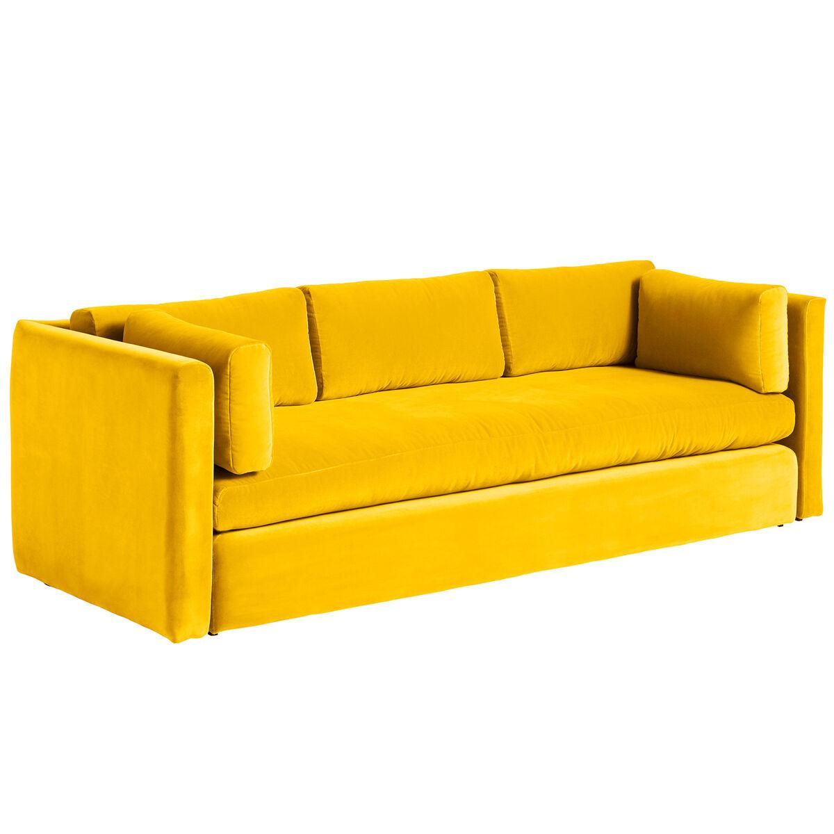Hay Hackney sohva, 3-istuttava, Lola yellow