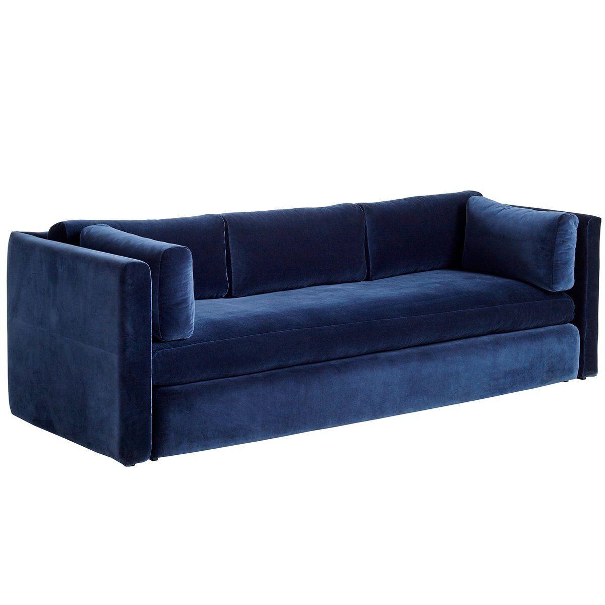 Hay Hackney sohva, 3-istuttava, Lola navy