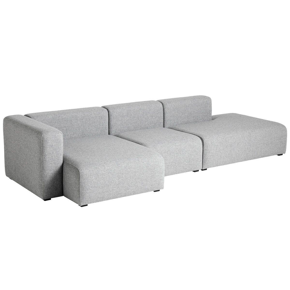 Hay Mags sohva 3-ist, Combination 4 vasen, Hallingdal 130