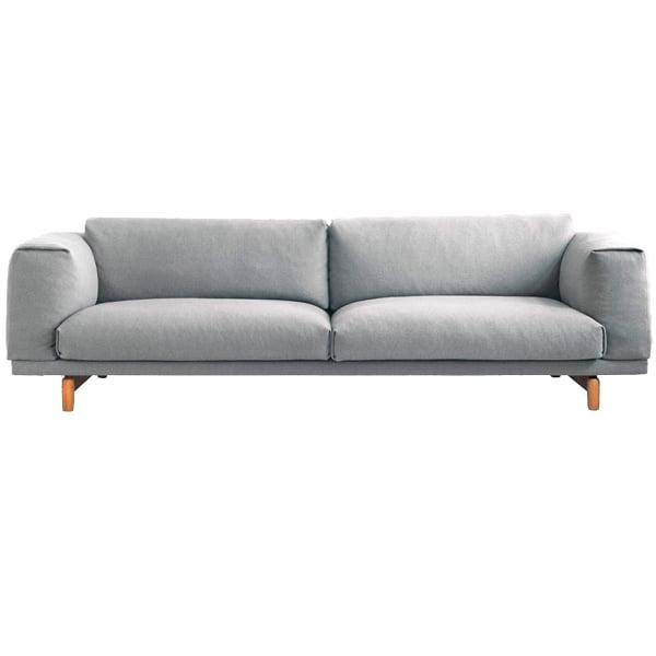 Muuto Rest sohva, 3-istuttava