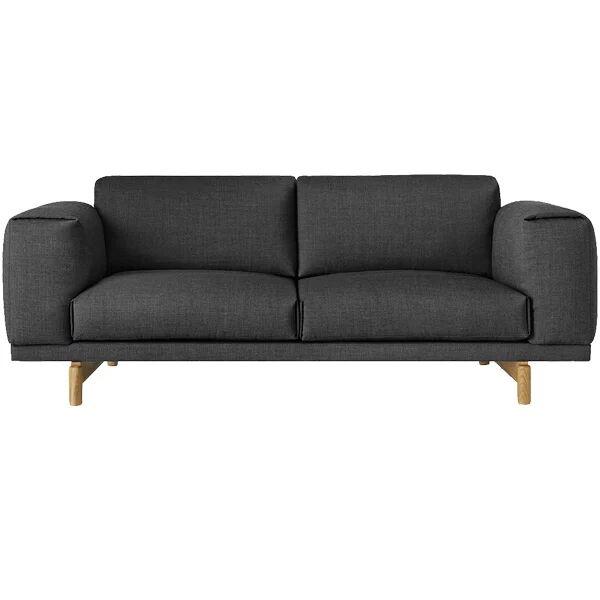 Muuto Rest sohva, 2-istuttava